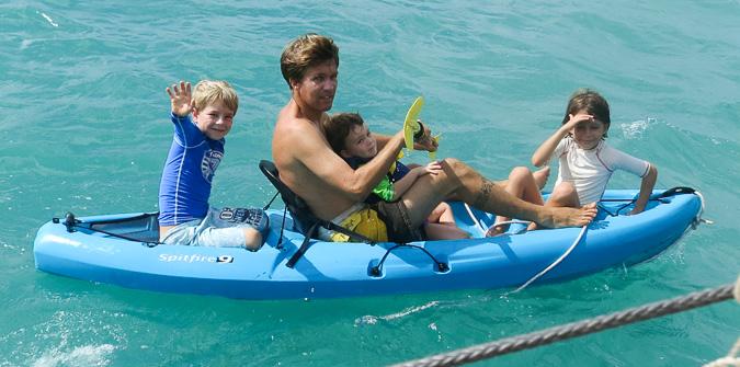 famille_kayak